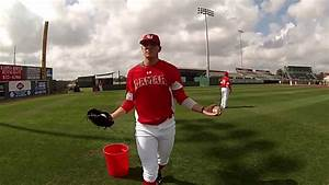 One Day with a D1 College Baseball Team (Gameday) - YouTube