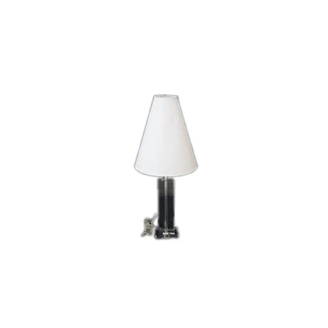 lucite table lamp lux lounge efr