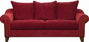 reese chenille sofa red the brick With red chenille sectional sofa