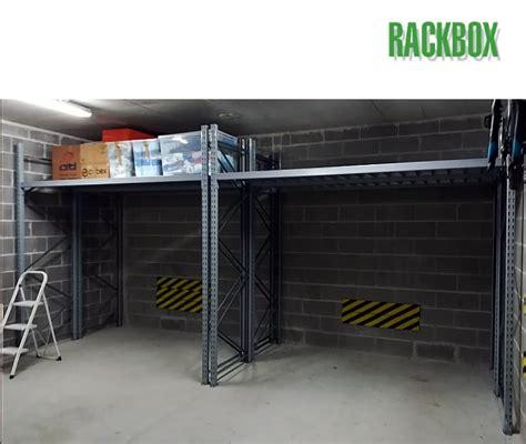 scaffale garage scaffali box