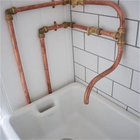 taps for kitchen sinks industrial diy mixer tap in downstairs wc 15mm copper 6006