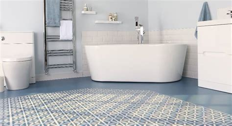 Bathroom Flooring Ideas  Rubber & Vinyl By Harvey Maria