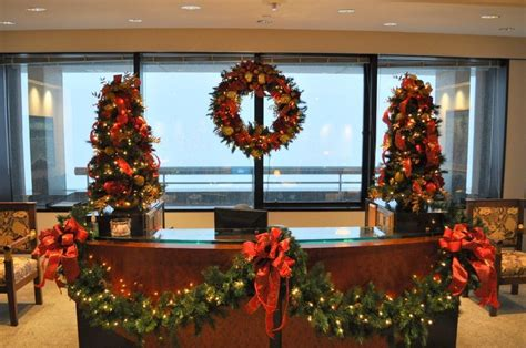 commercial holiday decor sarasota fl beneva plantscapes