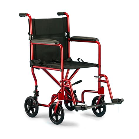 transport chair or wheelchair invacare deluxe lightweight aluminum transport chair