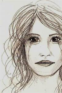 Sad face- sketch by ~lumturi-16 on deviantART | Drawing ...