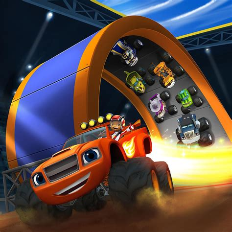 monster truck show for kids nickelodeon renews quot blaze the monster machines quot quot paw