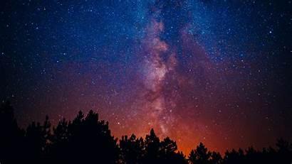 Night Starry Sky Milky Way Unsplash Nature