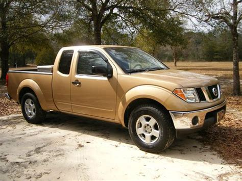 how things work cars 2005 nissan frontier free book repair manuals find used 2005 nissan frontier truck in opp alabama united states