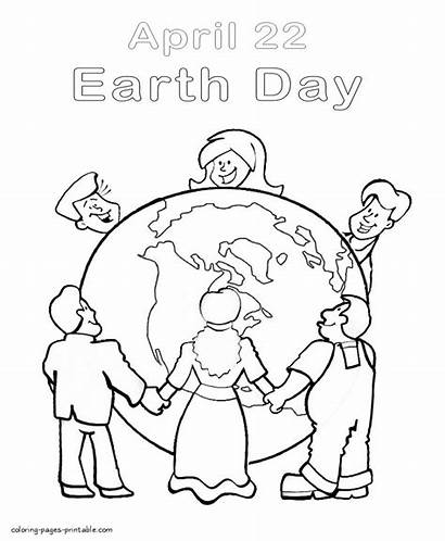 Coloring Earth Environmental Printables Sheets Coloringhome Popular