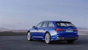 Audi A6 Avant Ambiente : audi reveals a6 avant ~ Melissatoandfro.com Idées de Décoration