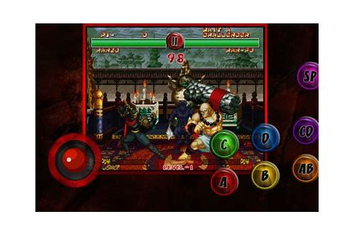 baixar jogo samurai shodown 5 android