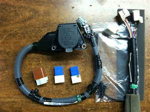 New Oem 2005-2014 Nissan Frontier 7 Pin Trailer Tow Harness Kit