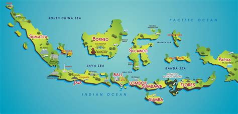 map komodo travel  transportation