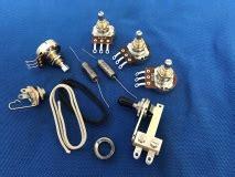 gibson epiphone sg guitar wiring upgrade kit
