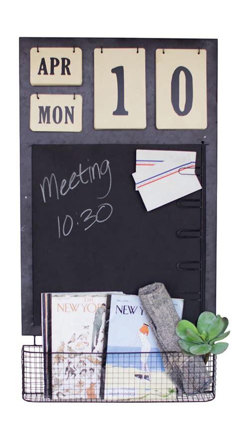 kitchen chalkboard organizer charmingly designed this chalkboard wall organizer will 3345
