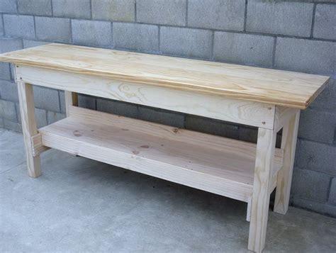 simple workbench plans home design ideas