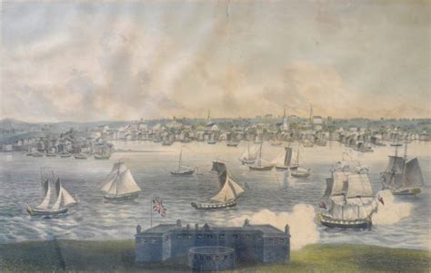 newport historical society history bytes fort george