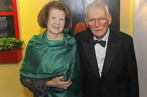 Picture of Dan Rooney and His Wife