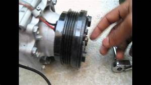 Ac Compressor And Drier Replace 1999 Honda Civic