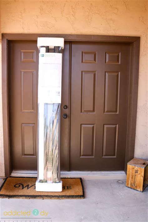 install sliding screen door how to install a retractable screen door addicted 2 diy