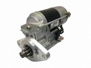 Ford Rs200 High Torque Gear Reduction Replacement Starter