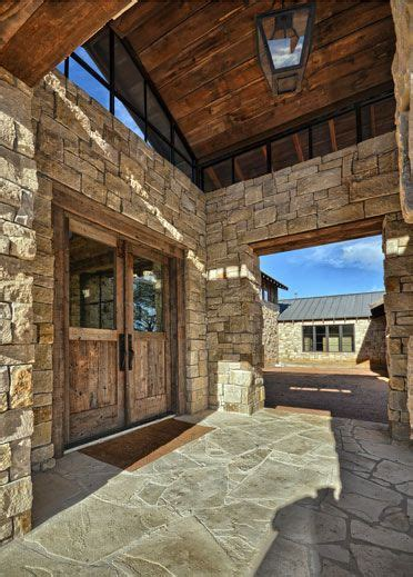 residential portfolio cornerstone architects ranch style house plans hill country homes