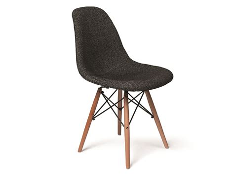 afliving eames style side chair fabric