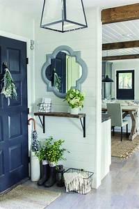 15, Extraordinary, Entryway, Decoration, Idea, To, Make, Your, Home, Interior, Look, More, Attractive, 2