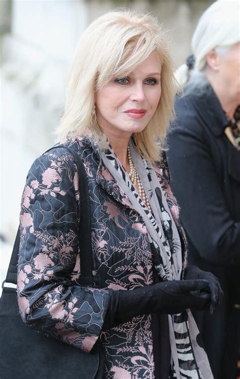 Joanna Lumley Photos Photos Prince Harry Attends