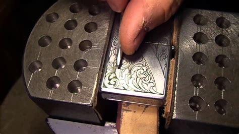 hand engraving   lindsay airgraver youtube
