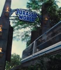 monorail announcer voice jurassic world