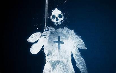 Ghost Skull Crusader Templar Knights Desktop Wallpapers