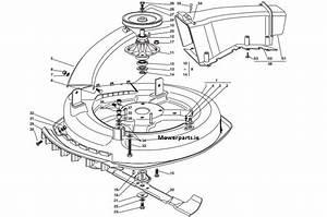 Honda Deck Shell Fits  28 U0026quot   72cm Models - Hf1211 - Se - He - K1 - K2
