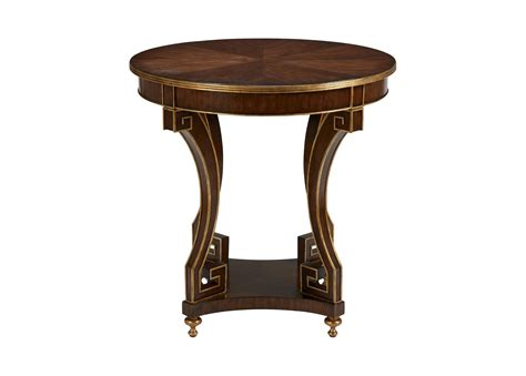 Lockwood End Table