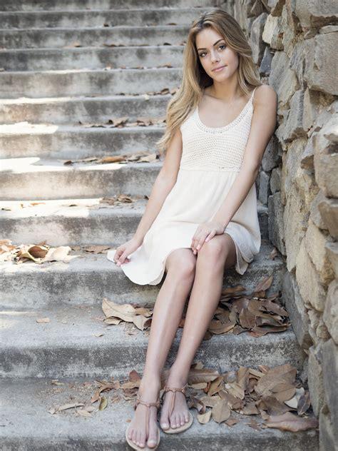 Free Images  Girl, Woman, Bench, Leg, Spring, Sitting