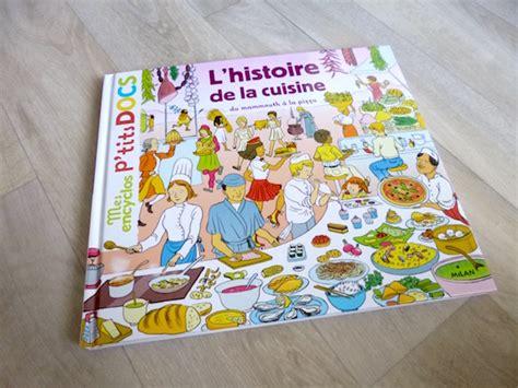 L'histoire De La Cuisine