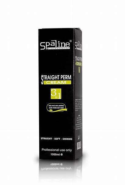 Cream Hair Suit Perm Types Straightening Straight
