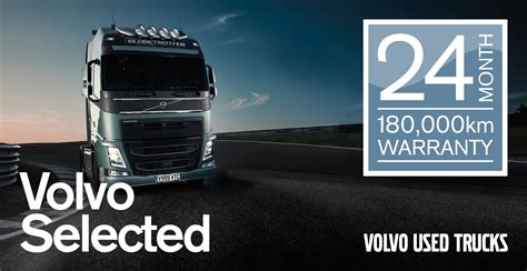 volvo truck dealers uk used trucks