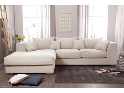 canapé d angle déhoussable canapé d 39 angle en coton et déhoussable edward
