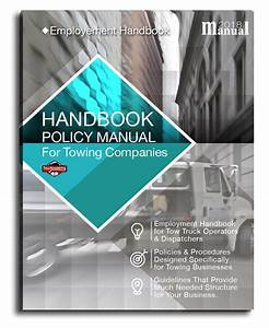 Policies Handbook For Towing Companies