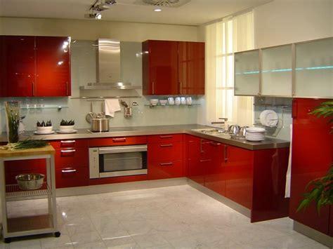 peinture de cuisine moderne modele de cuisine