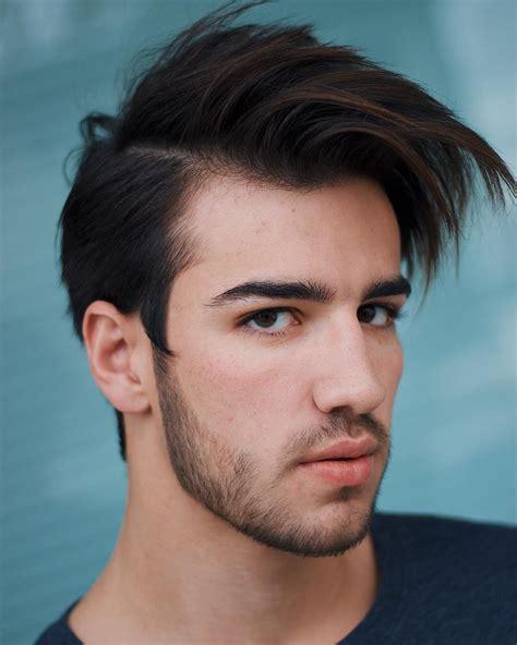 cool men s medium length haircuts 2018
