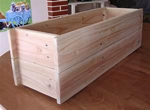 Fabrication Avec Palette : fabriquer une jardini re partir d 39 une palette en bois ~ Preciouscoupons.com Idées de Décoration