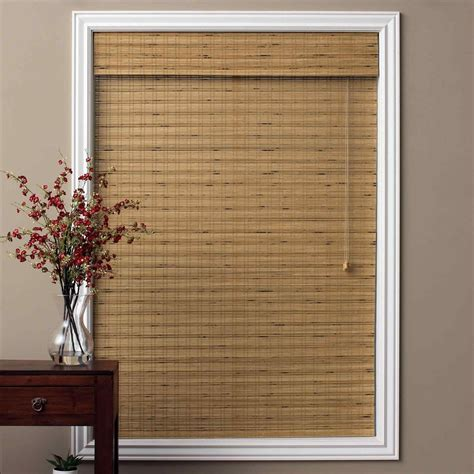 black bamboo blinds sofa cope