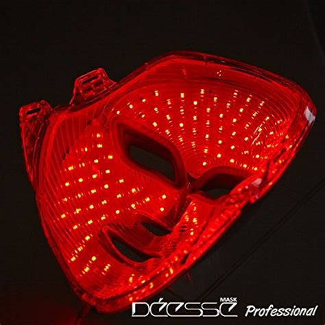DEESSE Professional LED Facial Mask, Home Aesthetic Mask