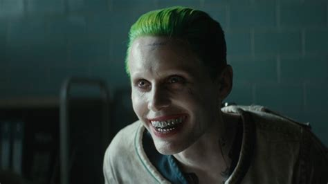 Jared Leto Teases Joker And Batman Showdown In Cryptic