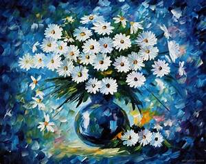40 Beautiful and Realistic Flower Paintings for your ...