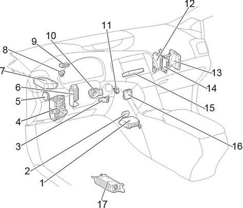 2010 Toyotum Venza Fuse Box by Toyota Venza 2008 2017 Fuse Box Diagram Auto Genius