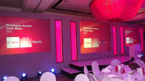 morningstar awards ceremony  table bay hotel