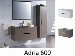 Meuble Salle De Bain Taupe : meubles lave mains robinetteries meubles sdb meuble de ~ Dailycaller-alerts.com Idées de Décoration